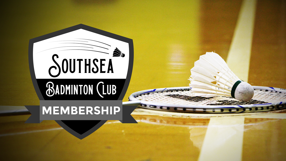 Southsea Badminton Club Membership